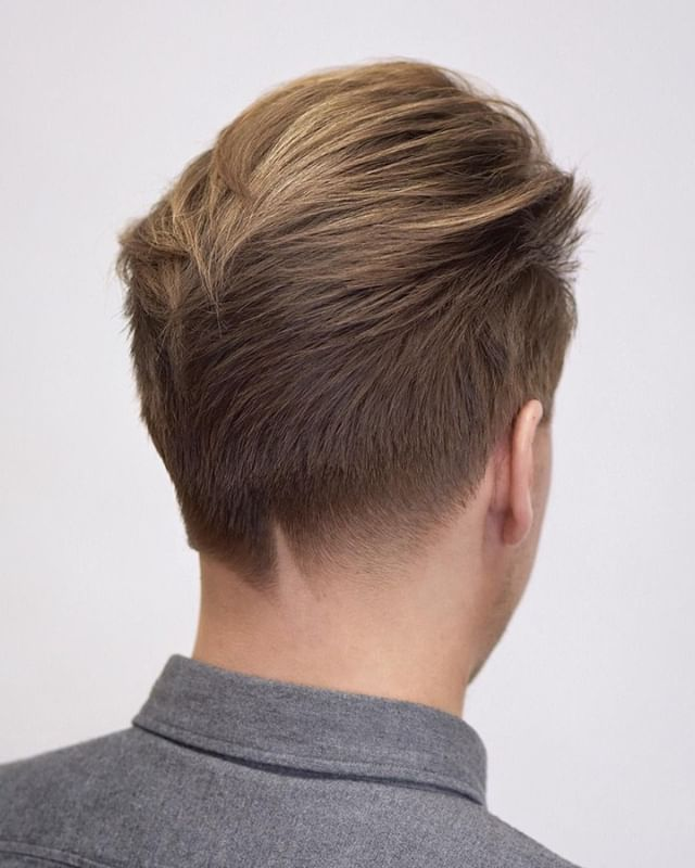 Pin By Hairstyle Finder On Line Work In 2020 Hair Styles Thick Hair Styles Mens Hairstyles