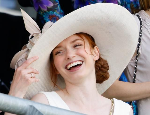 June is the English Season and we're mad for the hatters - and the posh sports.
