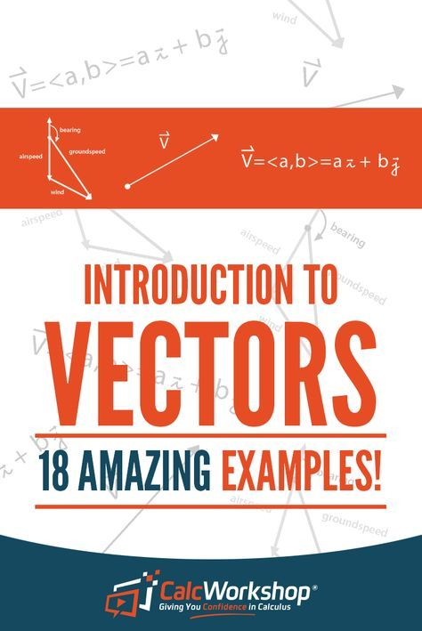 Intro to Vectors in Math - POWERFUL video lesson on vector quantities. With 18 examples, you'll have everything you need to score well in your next quiz or test. Terrific for new teachers too. Excellent topic for high school and middle school math courses. Learn how to sketch a vector given x-y-components, find the magnitude and direction angle, determine a vector given two points and how to find a vector sum. #math #teaching