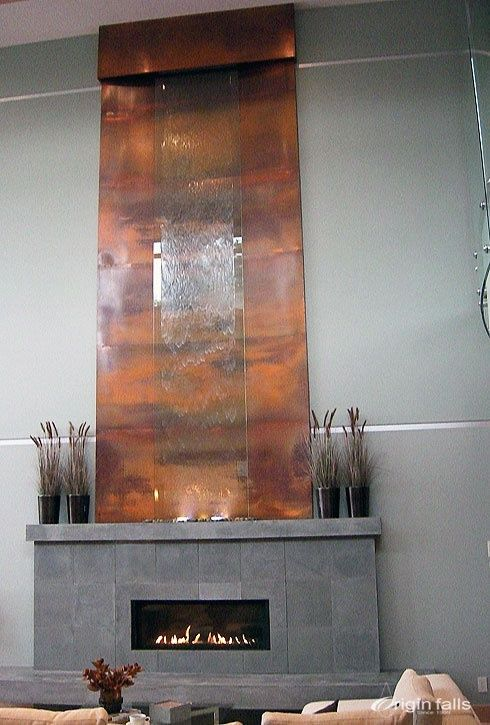 how to build an indoor wall fountain ehow