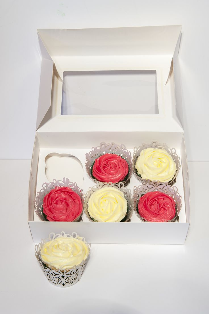 rose swirl cupcakes birthday cakes christening cakes naming day