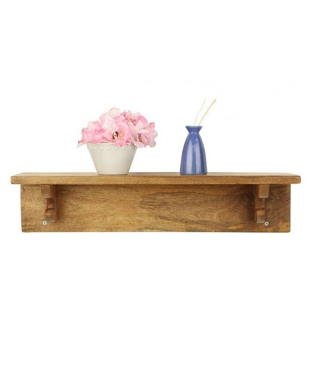 Roomstory Klimt Solid Wood Wall Shelves - Set Of 1, http://www.snapdeal.com/product/roomstory-klimt-solid-wood-wall/1825369071