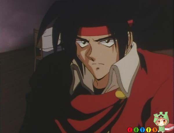 Domon Kasshu - Mobile Fighter G Gundam