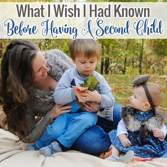 What I Wish I Had Known Before Having A Second Child » Daily Mom