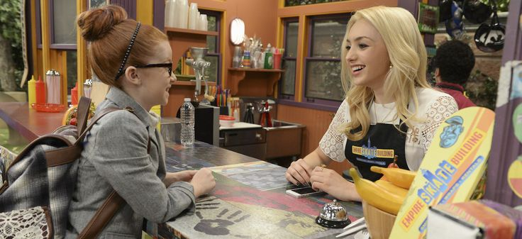 Francesca Capaldi Guest Stars on a Brand New Episode of Jessie this Friday on Disney Channel