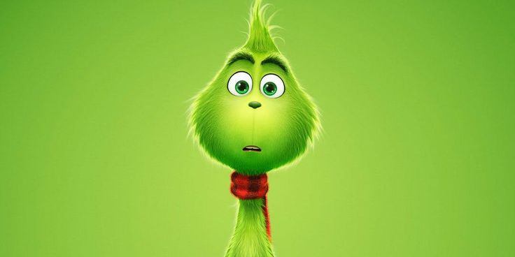 Here's What The Grinch Looks Like As A Youngster