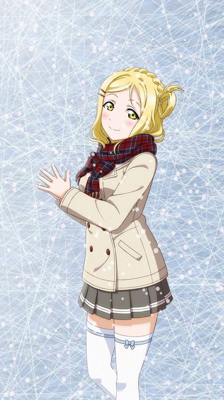 Mari Ohara Edit by xSachiyo
