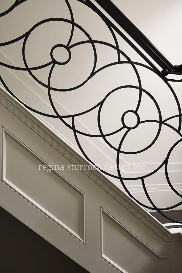Burlington Interior Design Project: Contemporary Classicism | Regina Sturrock Design Inc