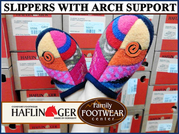 House Slippers with Arch Support | Slippers With Arch Support