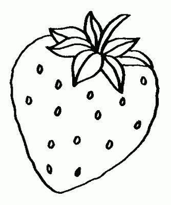 Maestra de Primaria: Frutas y verduras para colorear