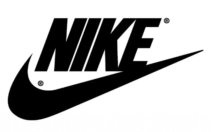 Makes it clear what company this is. With a nice swoosh.