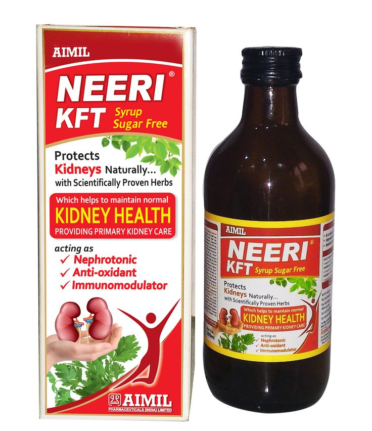 A unique formulation developed by extensive research work for primary kidney care in patients with impaired kidney functions.