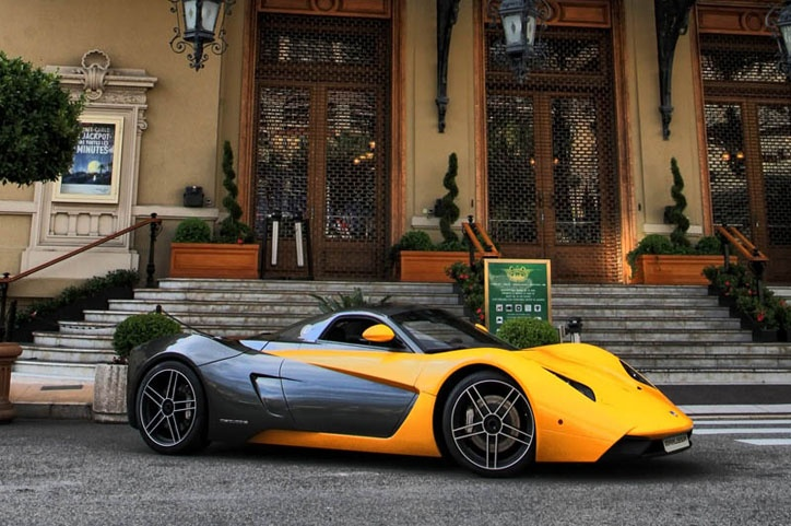 Exceptionnel МаRussia: Photos Of Cars Marussia Motors