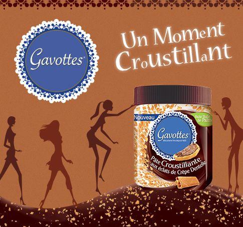 Participez au #QuizzCroustillantles4verites @Gavottes avec vos amies !