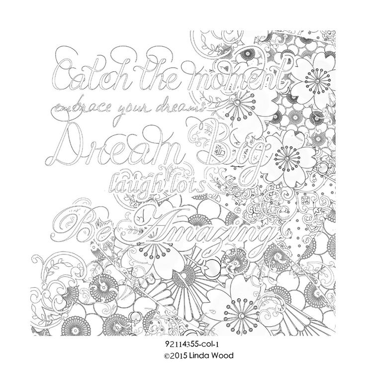 Oriental Colouring book Linda Wood  Oriental Colouring book Linda Wood lots of wonderful ideas along the lines of oriental influences to colour in while relaxing