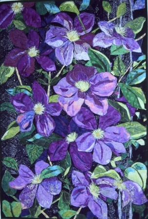 Clematis - Melinda Bula  Clink on pic to go to her website and view her Gallery.
