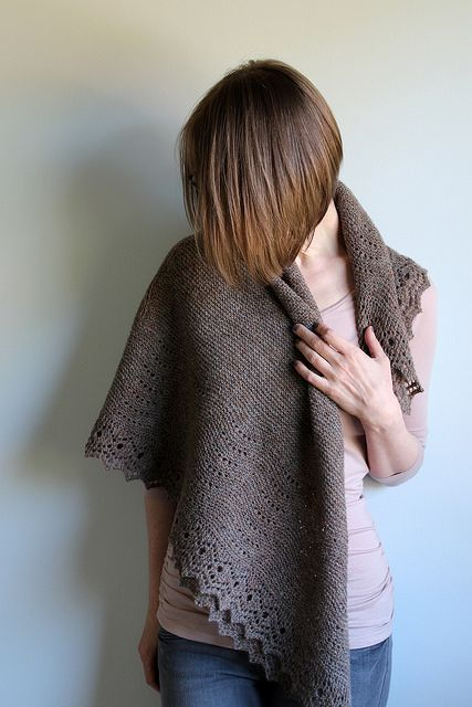 Quill Knitting Pattern : 1027 best images about Knitted Shawls and Wraps on Pinterest