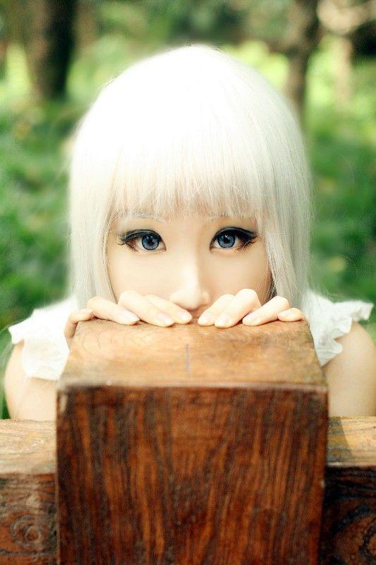 Meiko Honma Cosplay [Anohana_ The Flower We Saw That Day] 006  Cosplay, Anohana, Anime love