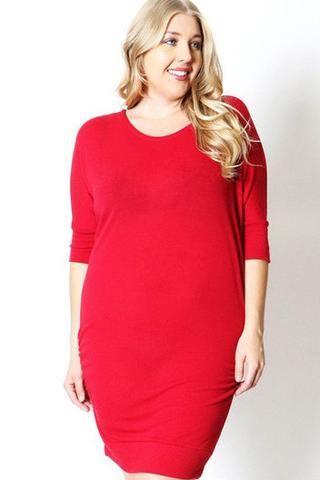 plus size maternity dresses