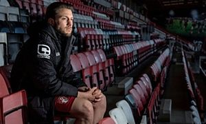 Harry Arter: I don't think anyone knows the strength of themselves until something like this happens