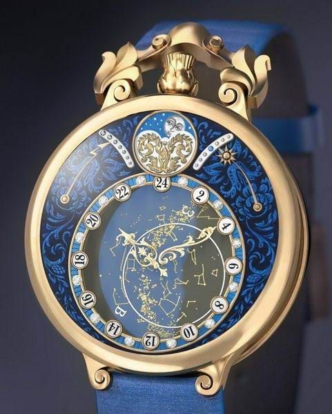 Diamond watch from curiousphotos.blogspot.com