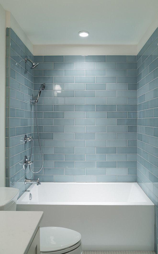 Best 25+ Blue bathroom tiles ideas on Pinterest Blue tiles - bathroom tile ideas