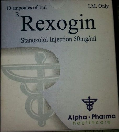 overthcounterr.com/product/Rexogin - Stanozolol 50 mg/ml for sale without prescription at best price in online. Rexogin is a manufactured steroid that holds capacities to improving testosterone.