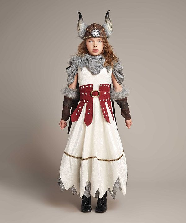 Look at this Viking Girl Dress-Up Set - Girls on #zulily today!
