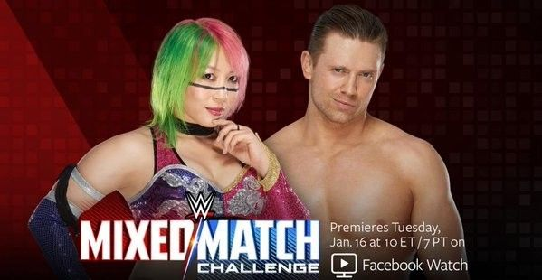WWE continues to announce new partners for the Mixed Match Challenge. This time, it has announced through an informative announcement on its official website that the next team of the red brand will be formed by the former WWE champion, The Miz, and the former NXT women's champion, Asuka.  In the video attached to the statement, both fighters have been happy to know the news.   ##TheMiz ##WWE #Asuka #MixedMatchChallenge #Raw #WrestlingNews