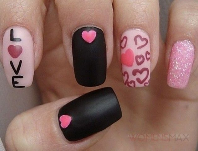 15 Valentines Day Nail Designs That You Are Going To Love