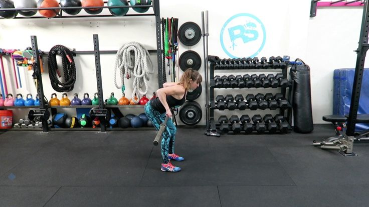 The 18 Barbell Exercises 1. Conventional Deadlift (0:34) 2. Sumo Deadlift (0:49) 3. Jefferson Deadlift (1:04) 4. Suitcase Deadlift (1:17) 5. Good Mornings (1...