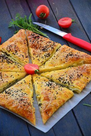 Peynirli Zarf Böreği