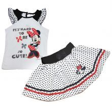 Set 3 Bluza MS-fusta Minnie - bleumarin