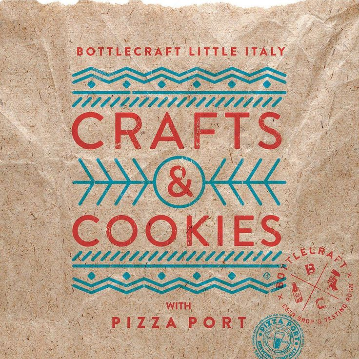 Crafts & Cookies with Pizza Port