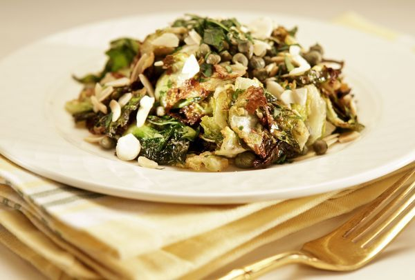 Brussels sprouts to love