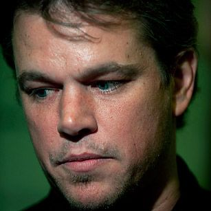 Matt Damon Age: 40 Occupation: Actor, activist   With performances in blockbusters such as The Adjustment Bureau and the Oscar-nominated True Grit, as well as a recurring role on NBC's hit comedy 30 Rock, Matt Damon dominated both the big and small screens this past year. Yet he poured equal energy into Water.org, a nonprofit he co-founded in 2009, which aims to take safe and clean drinking water to developing countries.