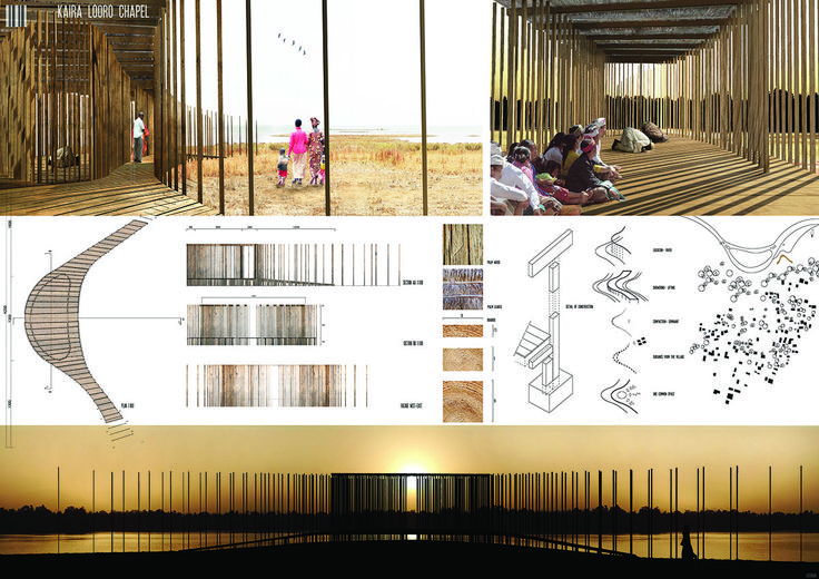 Winners announced for Kaira Looro Competition for a Sacred Architecture