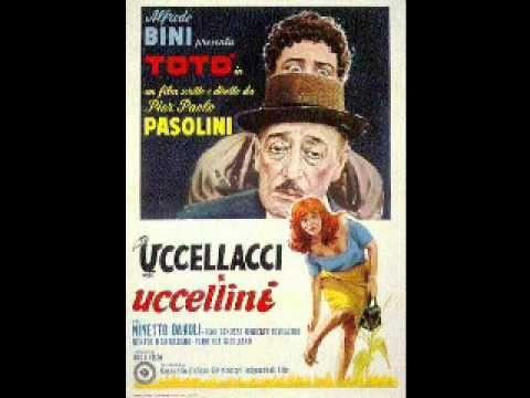 Ennio Morricone - Scuola di ballo al sole (Uccellacci ed Uccellini - Pas...