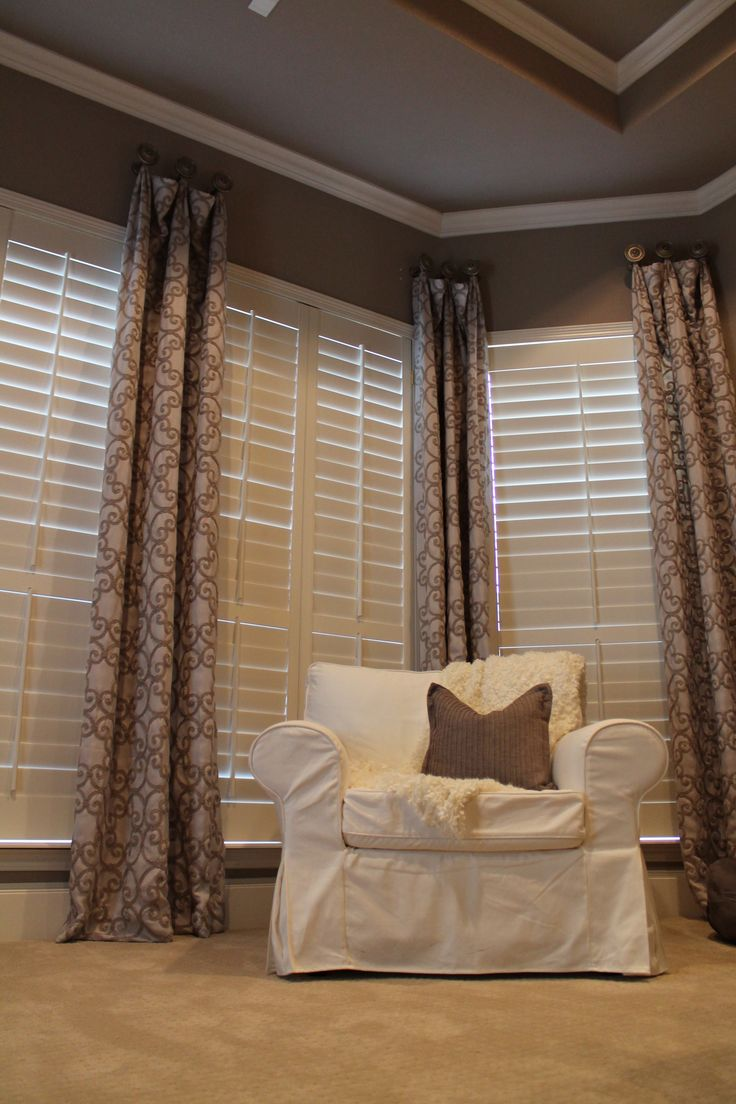Living Room Window Curtains 25 Best Ideas About Short Curtain Rods On Pinterest Corner