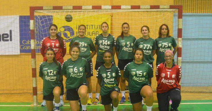 El territorial femenino empieza la segunda vuelta con derrota ante el Suregranca (20-14)