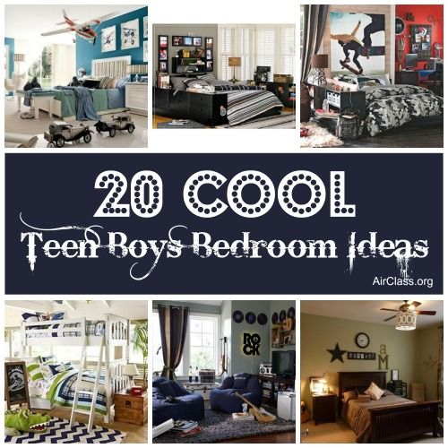 Best 25 Teenage Boy Bedrooms Ideas On Pinterest: 20 Cool Teen Boys Bedroom Ideas For The Years To Come