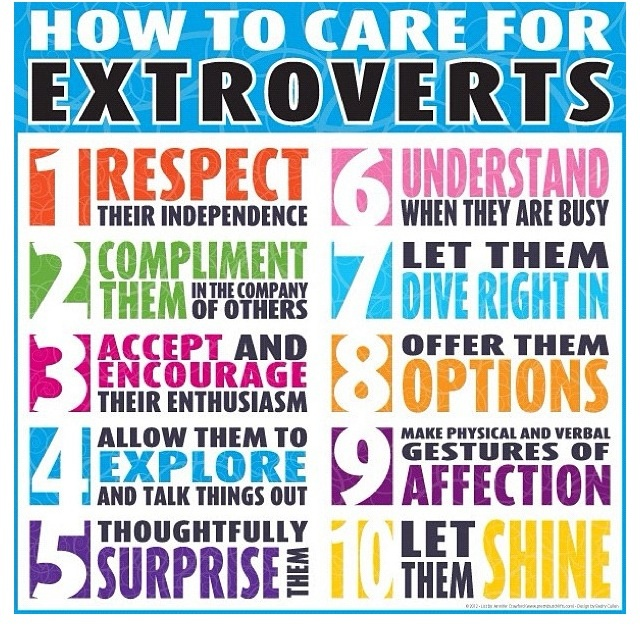 how to make a introvert and an extrovert relationship work