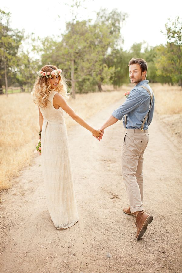 Bohemian wedding inspiration hey its me! And @Janelle Marina ...repinned vom GentlemanClub viele tolle Pins rund um das Thema Menswear- schauen Sie auch mal im Blog vorbei www.thegentemanclub.de