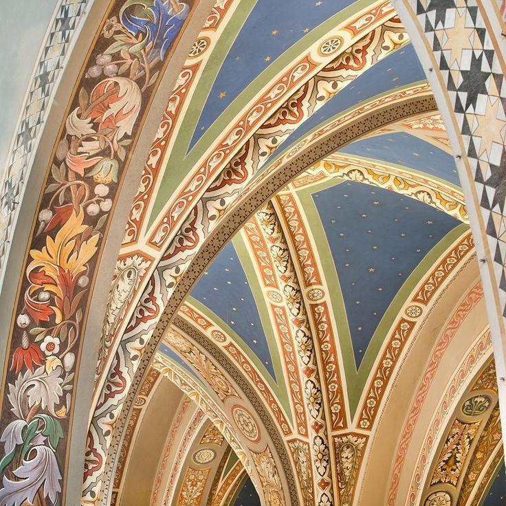 Cattedrale di San Donato - Pinerolo (TO) - Italia  Particolare delle volte. © 2013 Emanuele Fusco Photography