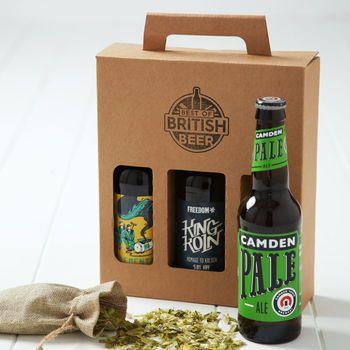 Craft Beer Gift Set