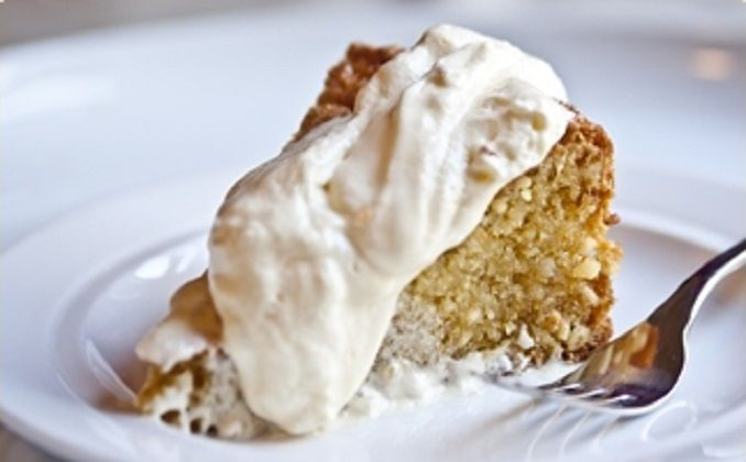 Gâteau aux noisettes / Hazelnut Cake