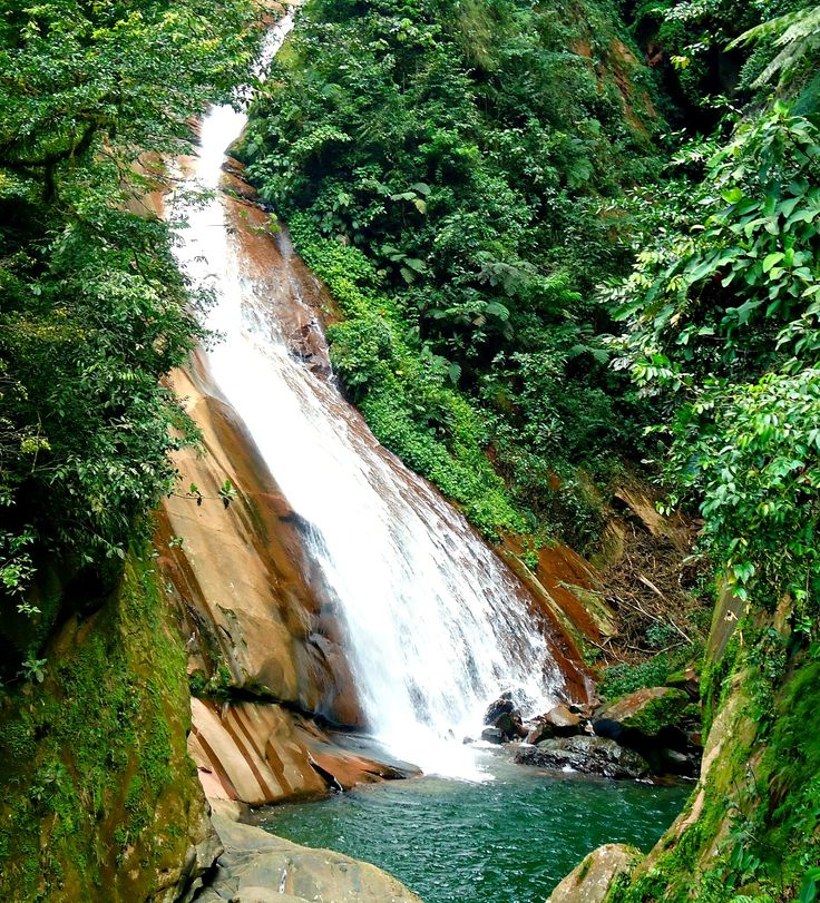 Encantos de la naturaleza, Encantos del Perú