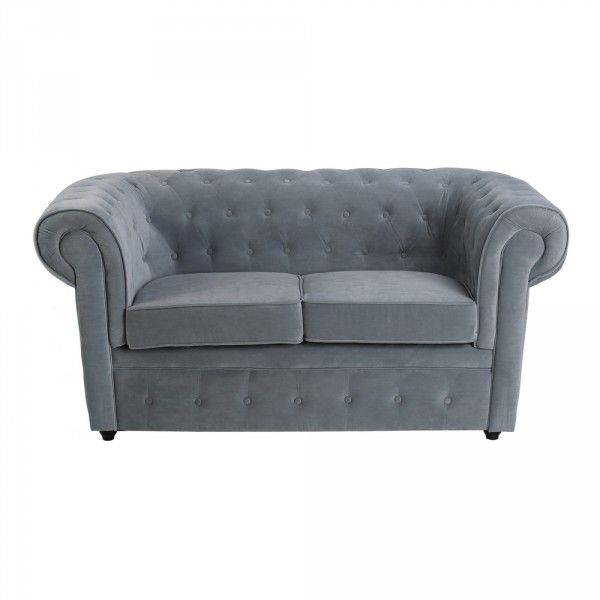 Sof chester 2 plazas gris fantasy home pinterest for Sofa chester ikea