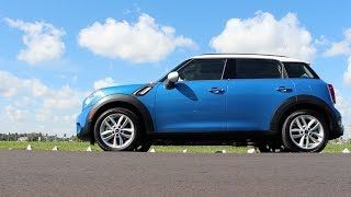 2014 Mini Cooper S Countryman Test Drive