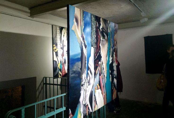 Zsuzsi Csiszer - oilcanvas, painting
